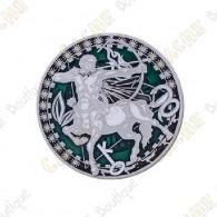 """Geocoin """"Zodiac"""" - Sagittarius"""