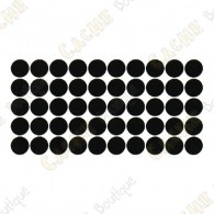 Reflective dot tape - Black