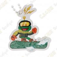 Traveler Signal the frog - Snowboarding