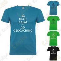 """""""Keep Calm"""" T-shirt for Men"""
