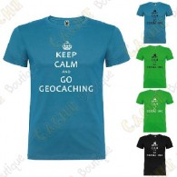 "T-Shirt ""Keep Calm"" Homme"
