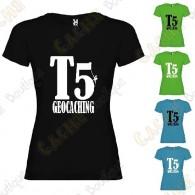 "Camiseta ""T5"" Mujer"
