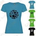 """T-Shirt """"Geo-Broussailles"""" Femme"""