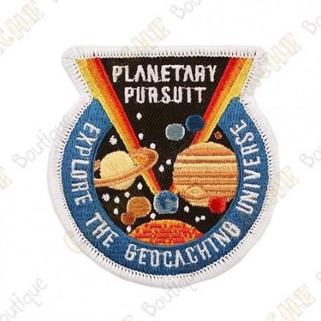 """Patch """"Planetary Poursuit"""""""
