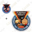 "Traveler ""Planetary Pursuit"" + Patch"