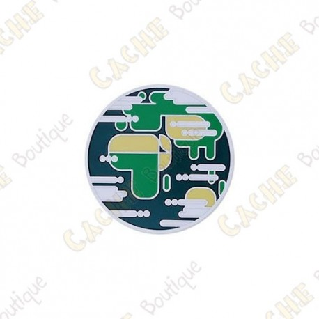 "Geocoin ""Solar System"" - Earth"