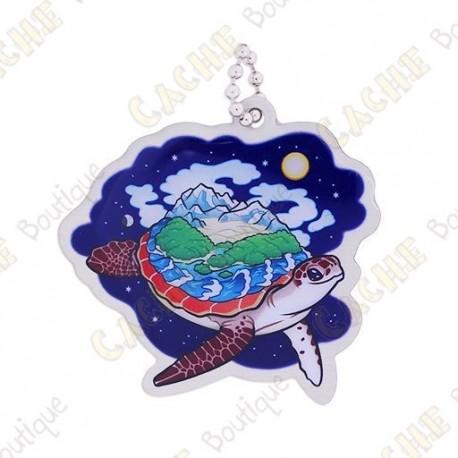 "Traveler ""Hidden Creatures"" - World Turtle"