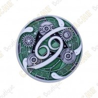 "Geocoin ""Zodiac"" - Cancer"