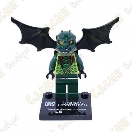 Personnage LEGO™ trackable - Hidden Creatures Dragon