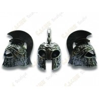 "Geocoin ""Roman Helmet"" 3D - Spartan Battle Warrior"