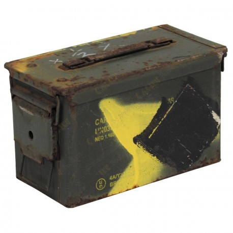 Ammo box - Boîte à munitions