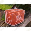 """Traveler """"Gingerbread Ammo Can"""" - OFFERT dès 25€ d'achat, hors port, chèques cadeaux, abonnement Premium et GPS"""