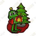"Geocoin ""Christmas with Signal"""