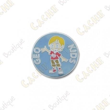 "Micro Coin ""Geo Kids"" - Garçon"