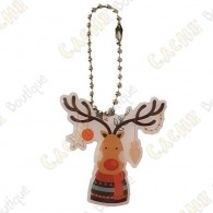 "Traveler ""Christmas reindeer"""