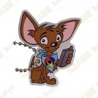 "Traveler ""Charlie the Podcacher Chihuahua"""