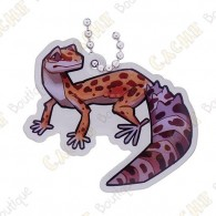 "Traveler ""Cricket the Leopard Gecko"""