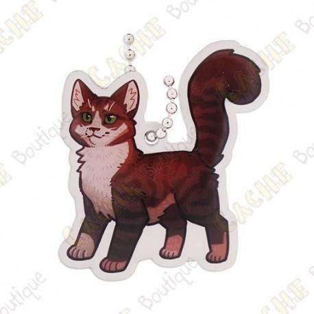 "Traveler ""Chai the Cat"""