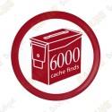 Geo Score Crachá - 6000 finds