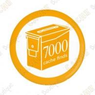 Geo Score Crachá - 7000 finds