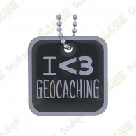 "Traveler ""I love Geocaching"""