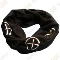 Geocaching logo bandana - Black & White