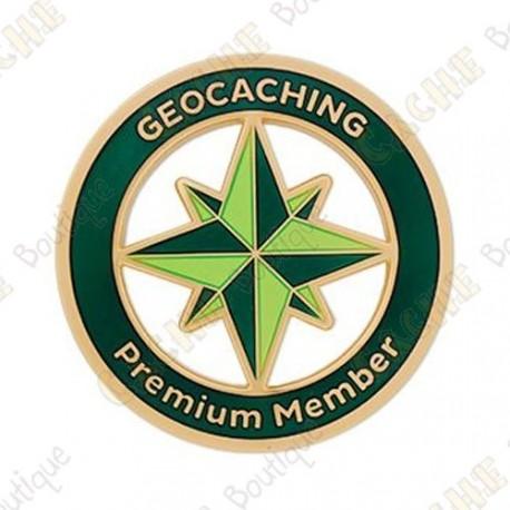 "Géocoin ""Premium Member"""