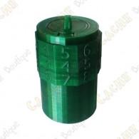 Caja con código - 3 dígitos - Verde