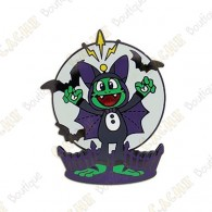 "Geocoin ""Signal the Frog™ Halloween"""