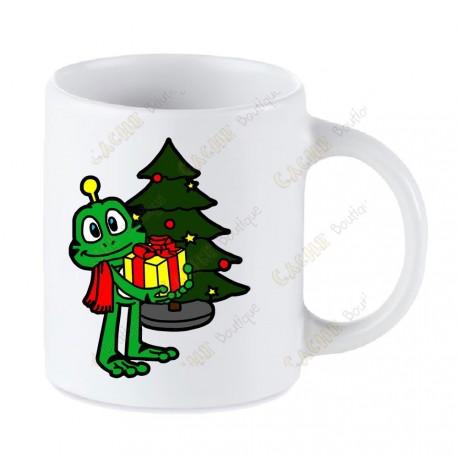 """Mug """"Christmas with Signal"""""""