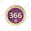"Geocoin ""Challenge"" - 366 days"