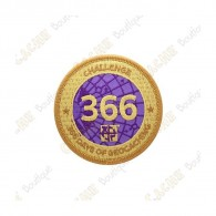 """Patch """"Challenge"""" - 366 jours"""