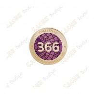 "Pin's ""Challenge"" - 366 jours"