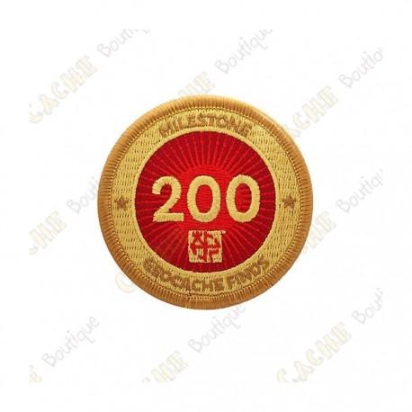 "Patch ""Milestone"" - 200 Finds"