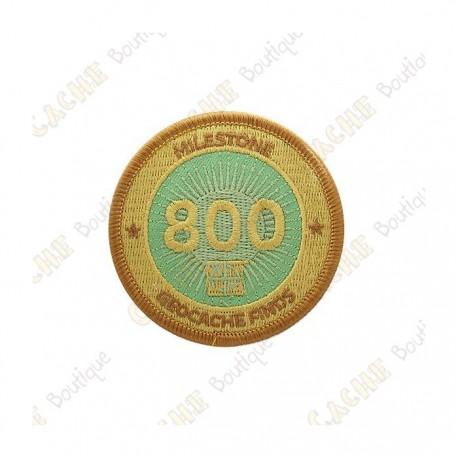"""Parche  """"Milestone"""" - 800 Finds"""