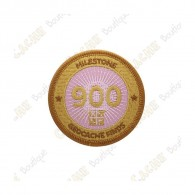 """Parche  """"Milestone"""" - 900 Finds"""