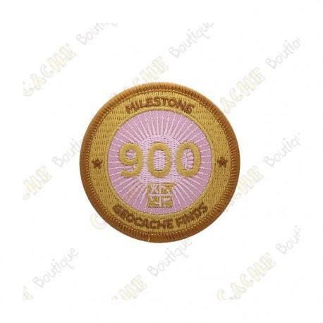 "Patch ""Milestone"" - 900 Finds"