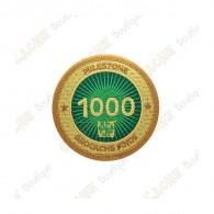 """Parche  """"Milestone"""" - 1000 Finds"""