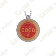 "Traveler ""Milestone"" - 6000 Finds"