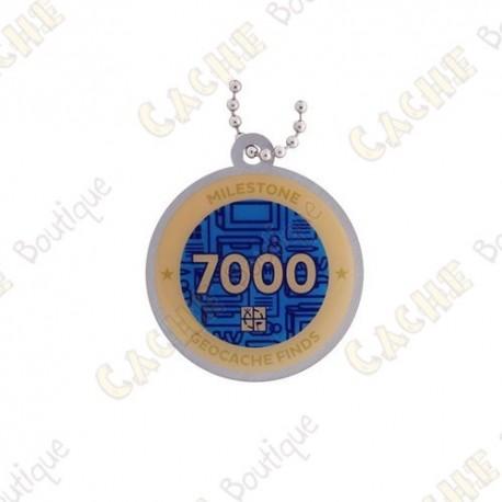 "Traveler ""Milestone"" - 7000 Finds"