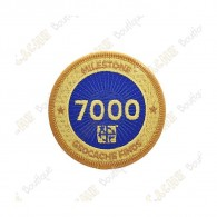 "Parche  ""Milestone"" - 7000 Finds"