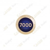 "Pin's ""Milestone"" - 7000 Finds"