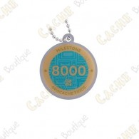 "Traveler ""Milestone"" - 8000 Finds"