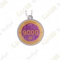 "Traveler ""Milestone"" - 9000 Finds"