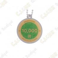 "Traveler ""Milestone"" - 10 000 Finds"