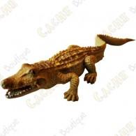 "Cache ""Bestiole"" - Crocodile"