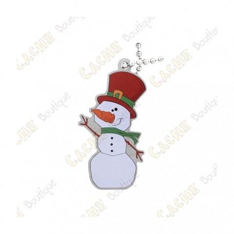 "Traveler ""Slushy the Snowman"""
