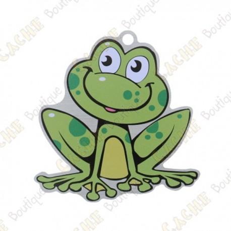 """Traveler """"Hops the Frog"""""""