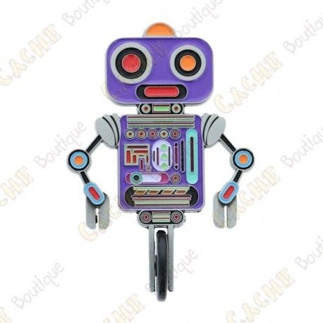 """Geocoin """"Mr. Roboto"""""""
