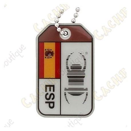 """Travel Bug """"Origins"""" - España"""